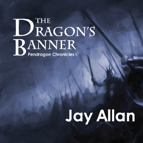 The Dragon's Banner audiobook cover art