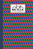 Bicycle Log Journal: Cycling Logbook Cube Cover, Bike Riding, Bicycle Lovers, Log Book to keep track of daily Biking Training | 120 Pages, Size 6' x 9' | by Manja Geyer