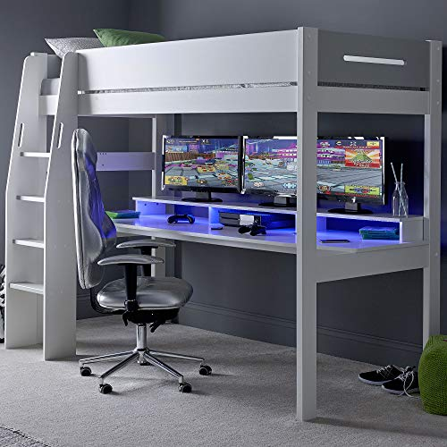 Urban Grey Console Gaming High Sleeper 4