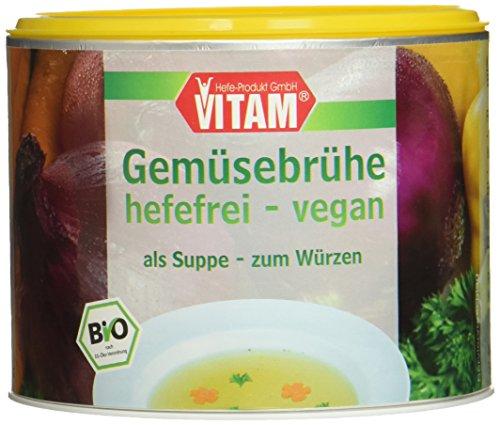 Vitam Gemüsebrühe hefefrei, gekörnt (1 x 210 g)