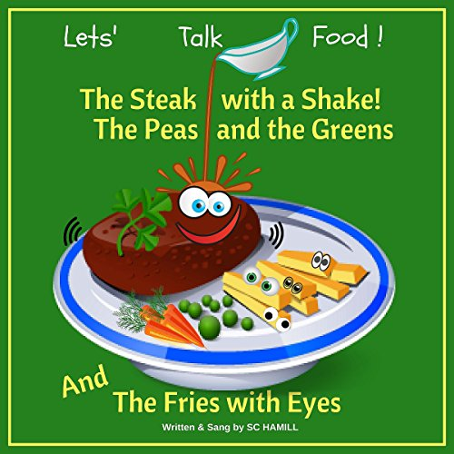 Let's Talk Food audiobook cover art