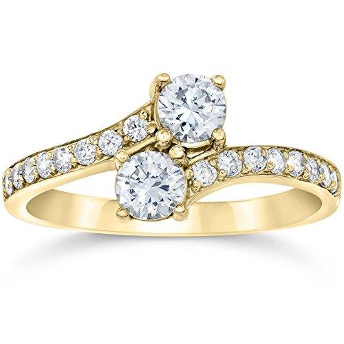 1 Carat Forever Us 2 Stone Diamond Ring