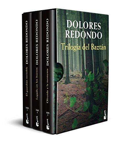 Trilogía del Baztán (Crimen y misterio)...