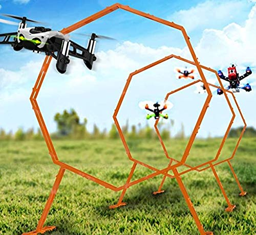 Drone Racing Obstacle Course, Create Your Own Drone Racing setup.