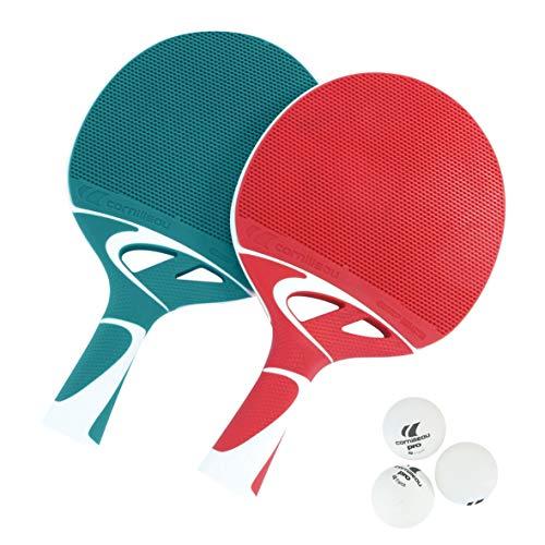 Photo de raquettes-de-loisir-cornilleau-tacteo-duo-ping-pong