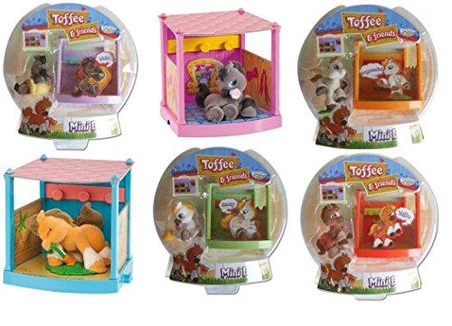 COLLEZIONE Emotion Pets Gpz-Mini Stalla c/1 Pony (soggetto a scelta)