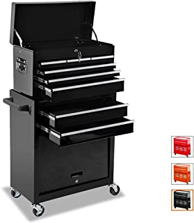 Best 6 drawer rolling tool chest Reviews