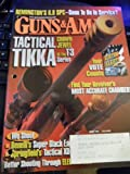 Guns & Ammo August 2004 Single Issue Magazine (Remington's 6.8 SPC, Tactical TIKKA Crown Jewel of the T3 Series)