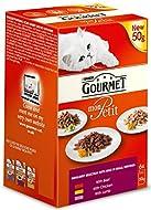 Gourmet Mon Petit Meat 6x50g (Pack of 8)