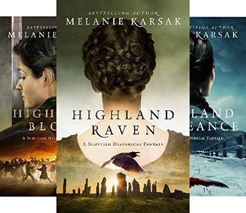 The Celtic Blood Series (4 Book Series)