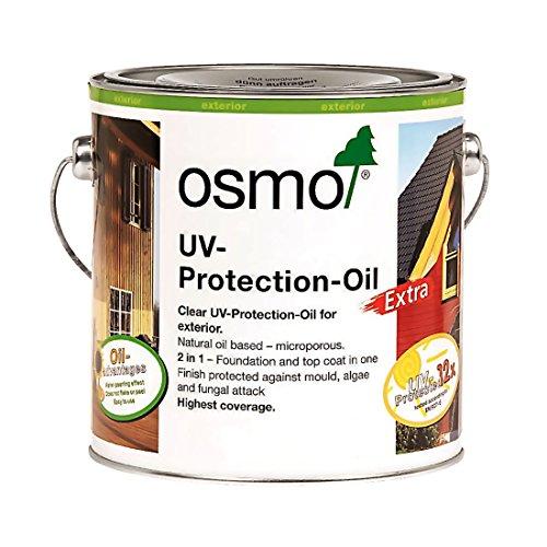 Osmo-Color UV-Schutz Öl Extra UV-Schutz für den Aussenbereich 420 2,500 L