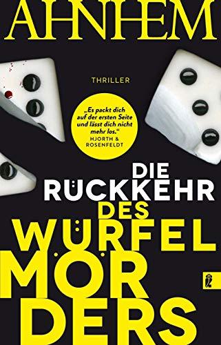Buchseite und Rezensionen zu 'Die Rückkehr des Würfelmörders: Thriller' von Stefan Ahnhem