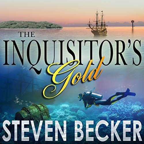 The Inquisitor's Gold audiobook cover art