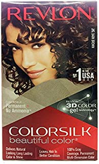 Revlon ColorSilk 3N Dark Brown Hair Color - 100ml