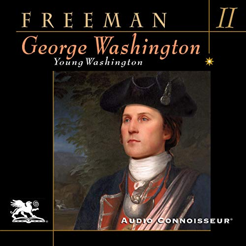 George Washington, Volume 2 audiobook cover art