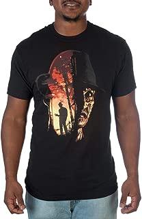A Nightmare On Elm Street Freddy Krueger T-Shirt For Men