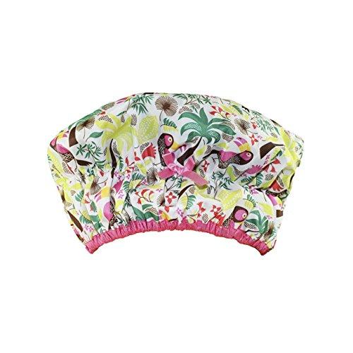 Betty Dain Stylish Design Mold Resistant Shower Cap, 2.08 Ounce by Betty Dain
