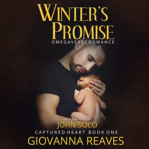 Winter's Promise: Omegaverse Romance audiobook cover art
