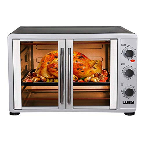 Luby Extra Large Toaster Oven, 18 Slices, 14