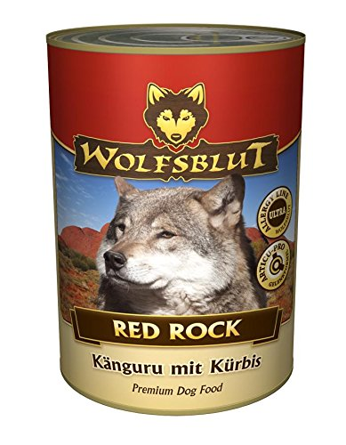 Wolfsblut Red Rock, 12er Pack (12 x 395 g)