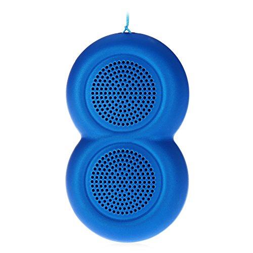 OPAKY Im Freiensport-Auto-tragbarer wasserdichter stoßsicherer drahtloser Bluetooth-Sprecher für iPhone, Samsung usw.