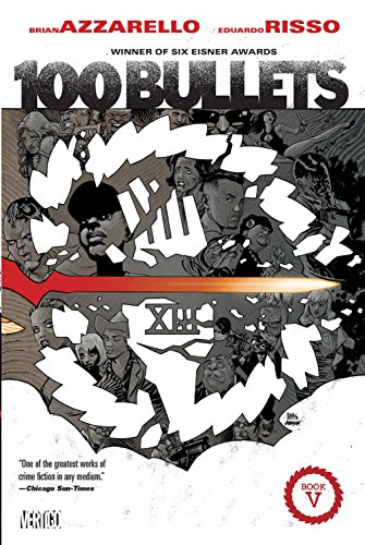 100 bullets book four - 2