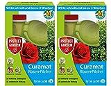 PROTECT GARDEN Curamat Rosen-Pilzfrei (ehem. Bayer Garten Baymat), Pilzbekämpfung an Rosen und Zierpflanzen, 400 ml