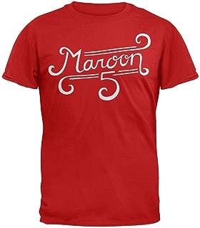 maroon 5 merchandise