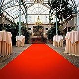 Roter Teppich - Hochzeitsteppich - VIP Teppich - 2,00m breit