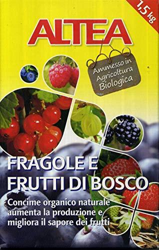 ALTEA Concime granulare Frutti di Bosco, 1.5 kg