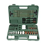 <span class='highlight'><span class='highlight'>WYZXR</span></span> Universal Gun Cleaning Kit, Brass Cleaning Rod Nylon Brushes Compact Case for All Guns, Shotgun and Rifle Cleaning Kit