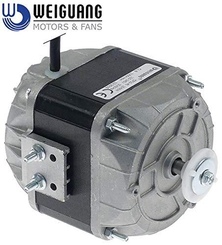 Lüftermotor 25W 230V 50-60Hz L1 49mm L2 80mm