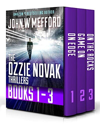 The Ozzie Novak Thrillers: Books 1-3 (Ozzie Novak Thrillers Box Set) (English Edition)