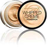 Max Factor - Fondotinta in mousse Whipped Creme, n° 85 Caramel, 1 pz. (1 x 18 ml)
