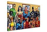 """""""Justice League"""" Familienfoto von DC Comics'"""