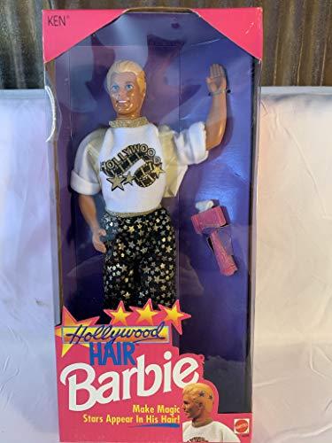 Barbie Hollywood Hair Ken Doll w APPLICATOR Puts