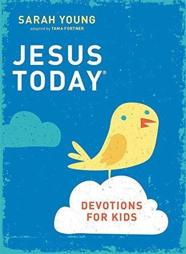 今日耶稣为孩子们祈祷