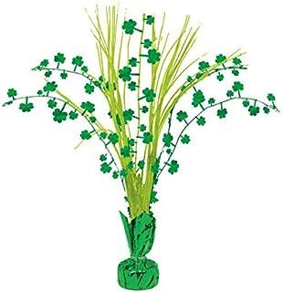 "Amscan St. Patrick's Decors Item, 12"", Green"