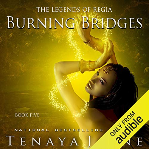 Burning Bridges cover art