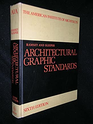 Architectural Graphic Standards AIA by Charles George Ramsey (1970-01-01)