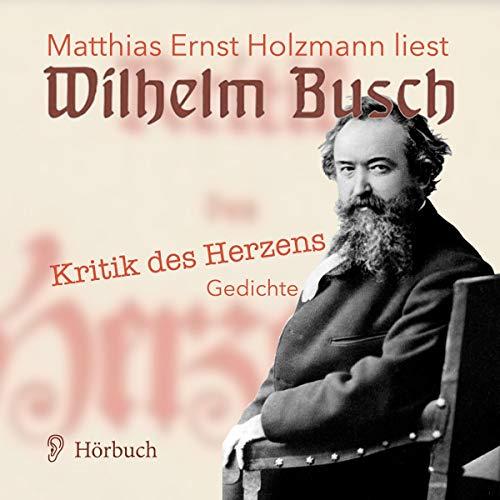 Kritik des Herzens. Gedichte cover art