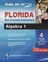 Florida Algebra I End-of-Course Assessment (Florida FCAT & End-of-Course Test Prep)