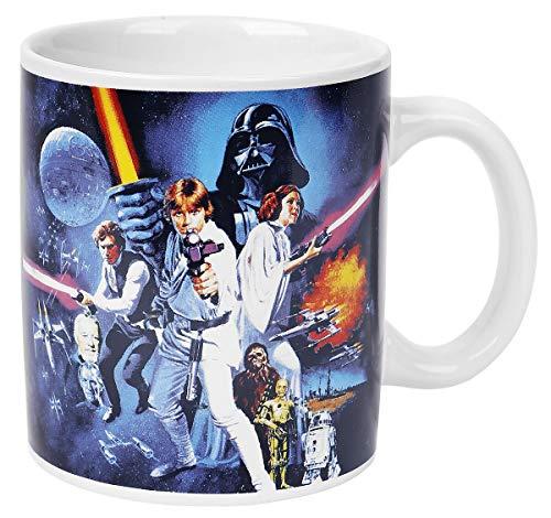 Star Wars Disney Taza A New Hope/una Nueva Esperanza