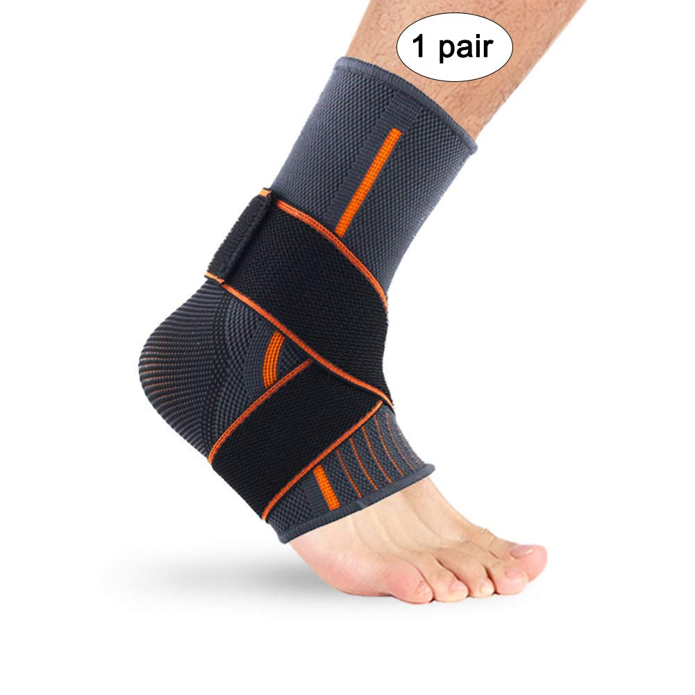Qicuio 【1 Pair】 Ankle Support Plantar Sock Fasciitis Max 69% OFF Ranking TOP13 A