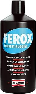 Arexon 4148 Ferox Convertitore Ruggine, Flacone da 375 ml