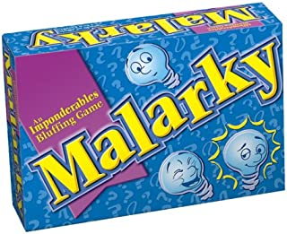Patch Products Inc. Malarky an Imponderables Bluffing Game