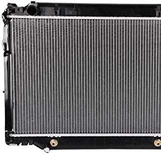 4Row Aluminum Radiator Fits Toyota Landcruiser 93-97//Lexus LX450 96-97 4.5L L6