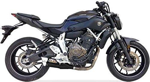 IXIL Hyperlow XL Black (Komplett) | Yamaha MT 07 (2017 - 2020)