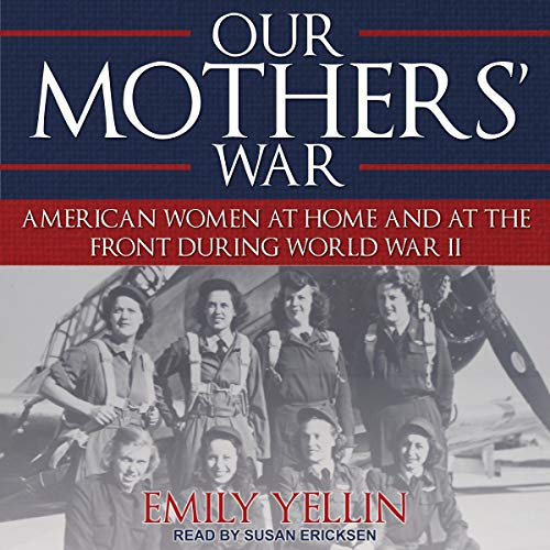 Our Mothers' War audiobook cover art