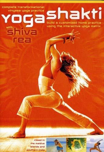 Shiva Rae Yoga Shakti